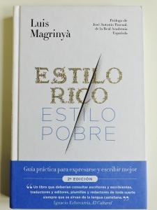 Estilo rico, estilo pobre, de Luis Magrinyà