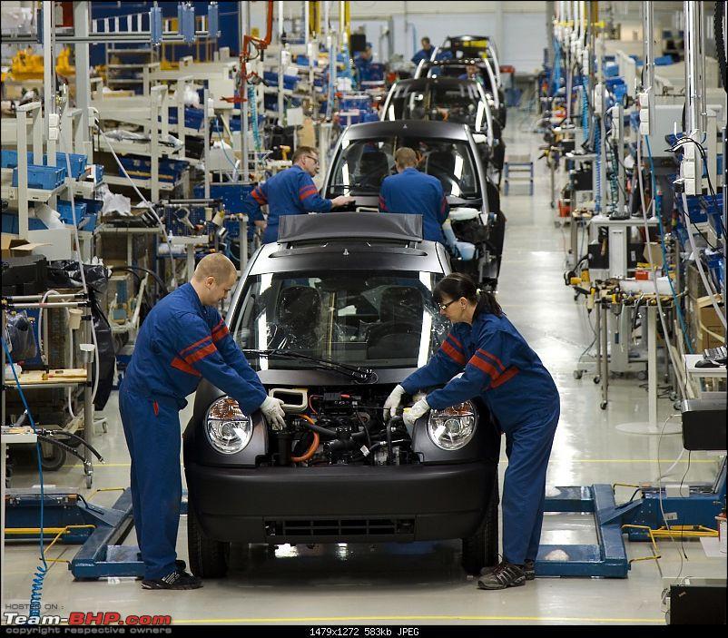 Fabricación y comercialización de vehículos