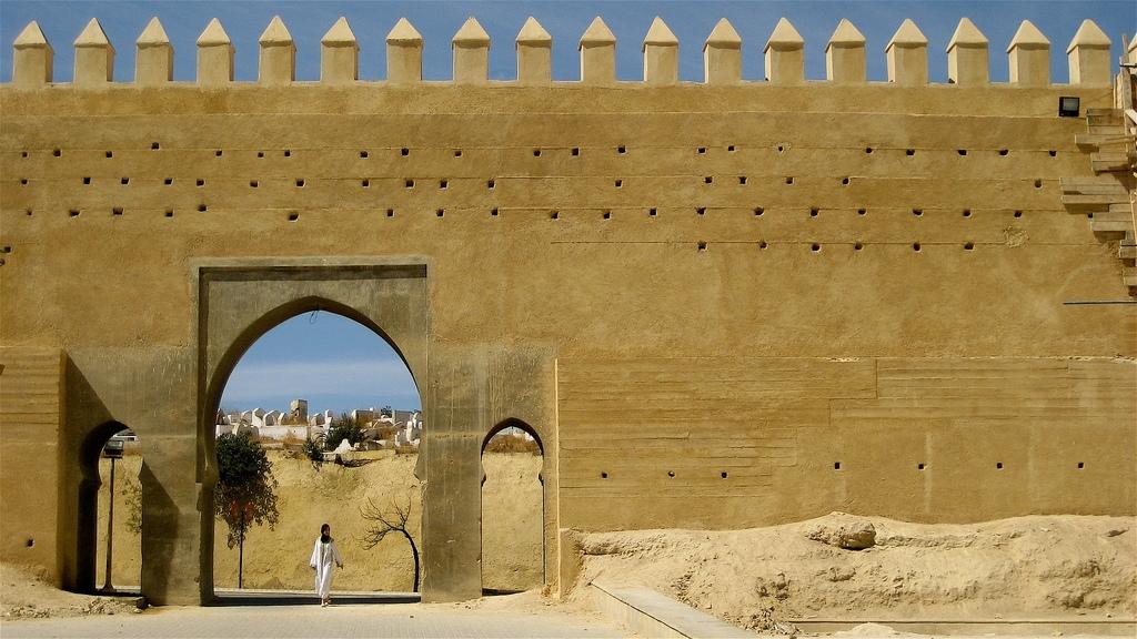 Las variantes mashrequíes se hablan en los territorios más orientales.