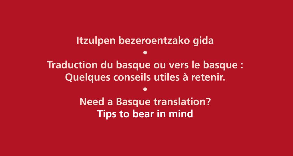 traducción interpretación euskera traductores intérpretes vasco