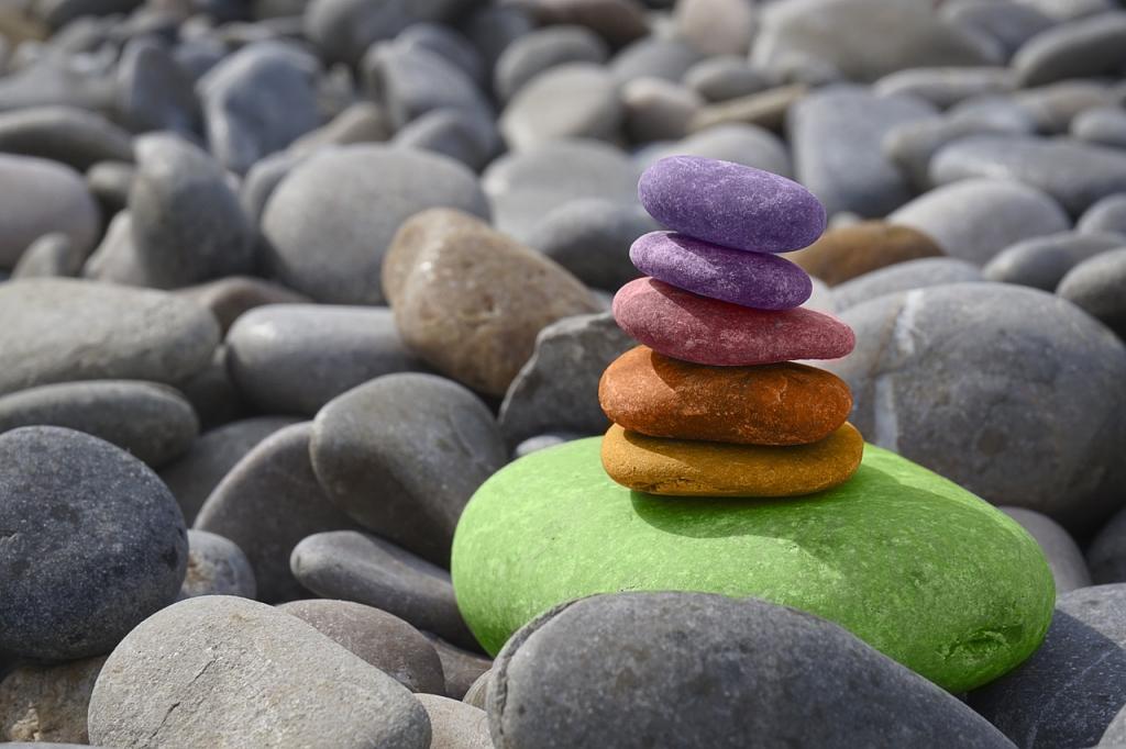 Hazte estas preguntas y encuentra tu propio equilibrio.