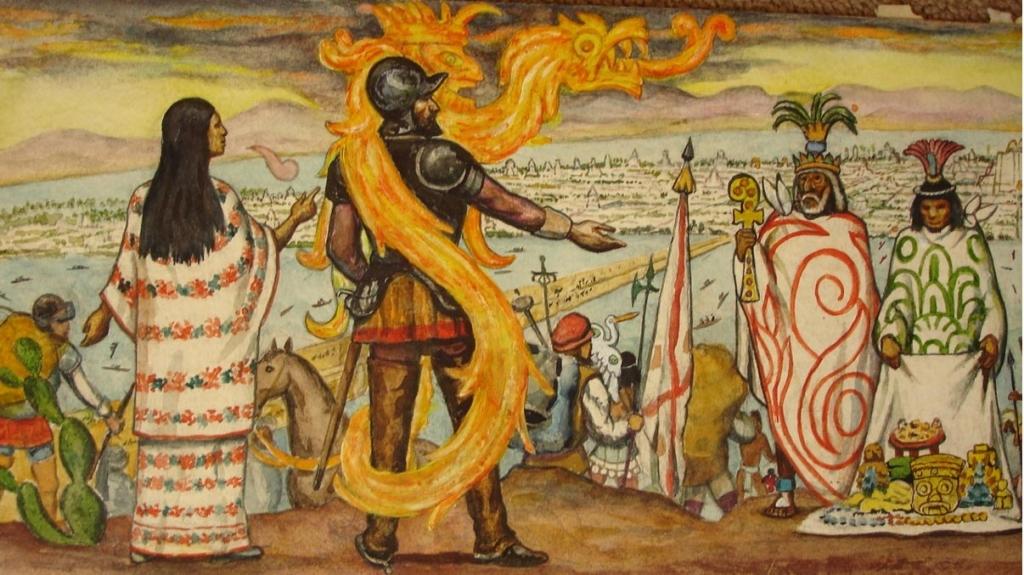 Los intérpretes también fueron cruciales en el descubrimiento del Nuevo Mundo.
