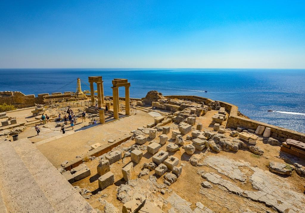 En las civilizaciones griega y romana los intérpretes fueron clave.