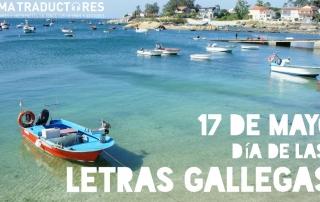 Feliz Día de las letras gallegas a todos los traductores e interpretes de gallego